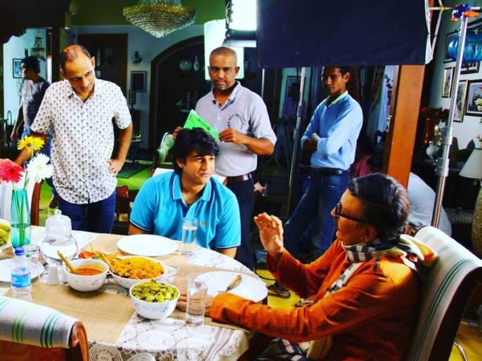 Saraswati Fame Madhav Devchalke Chhalakan in the film | सरस्वती फेम माधव देवचक्के झळकणार चित्रपटात