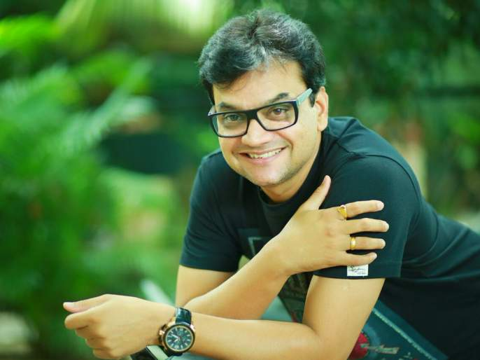 Mangesh Desai Lal Bhatti is doing this for the film | मंगेश देसाई लाल बत्ती चित्रपटासाठी अशाप्रकारे घेतोय मेहनत