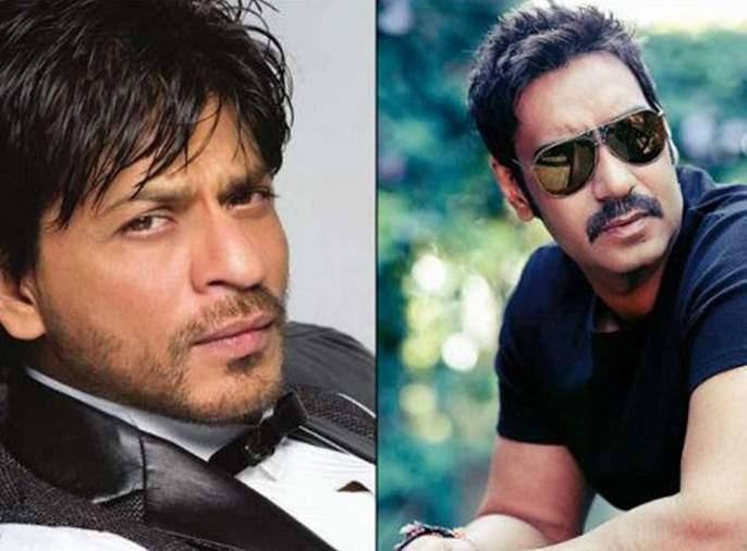 Ajay Devgn's Golmaal Again broke Shah Rukh Khan's record! | अजय देवगणच्या 'गोलमाल अगेन'ने तोडला शाहरूख खानचा रेकॉर्ड!