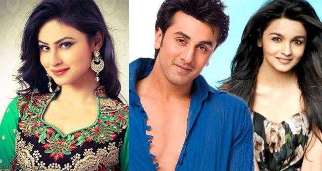 Ranbir Singh-Aliya Bhatt's acting role in the role of actress! | रणबीर सिंग -आलिया भट्टच्या चित्रपट ही अभिनेत्री साकारणारी नेगेटिव्ह भूमिका !