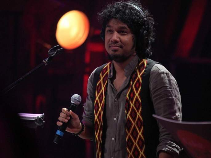 Papon was trapped by 'kis'! Now, if you get the chance to do the show !!   'किस' करून फसला होता पपॉन! आता मिळेनाशा झाल्यात शोच्या आॅफर!!