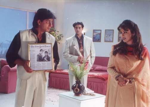 In the pardes of Subhash Ghai, Mahima Chaudhary and Apoorva Agnihotri were not to be seen in the main role. | सुभाष घई यांच्या परदेसमध्ये महिमा चौधरी आणि अपूर्व अग्निहोत्री नव्हे तर हे कलाकार झळकणार होते मुख्य भूमिकेत