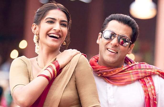 Salman Khan's love in the film Ratan Dhan Payo, Sonam Kapoor, the actress would appear in the main role | सलमान खानच्या प्रेम रतन धन पायो या चित्रपटात सोनम कपूर नव्हे तर ही अभिनेत्री दिसणार होती मुख्य भूमिकेत