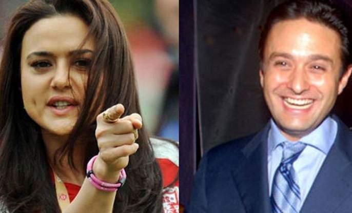 X Boyfriend Ness Wadia Preity Zinta, Chargesheet charges!   एक्स बॉयफ्रेंड नेस वाडिया प्रीती झिंटाला करायचा मारपीट, चार्जशीटमध्ये केला आरोप!