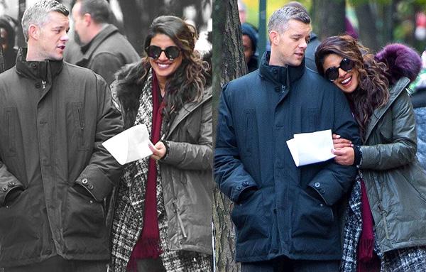 Priyanka Chopra is on the road in New York with her hand in hand? She has not received her prince? | न्यू यॉर्कच्या रस्त्यावर हातात हात घालून कोणासोबत फिरत आहे प्रियंका चोपडा? तिला तिचा राजकुमार तर मिळाला नसेल ना?