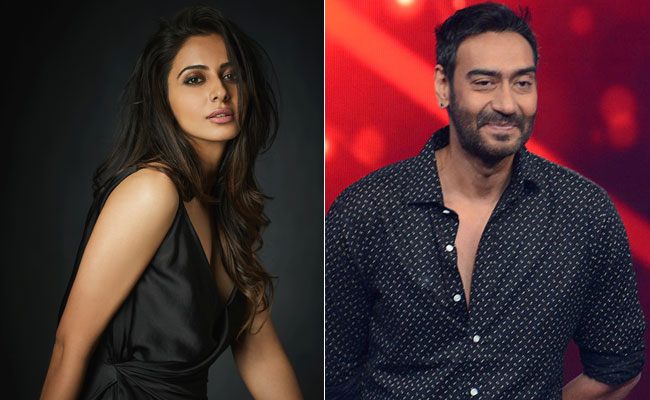Ajay Devgn will be in love with this actress who is 21 years old! | २१ वर्षांनी लहान असलेल्या 'या' अभिनेत्रीच्या प्रेमात पडणार अजय देवगण!