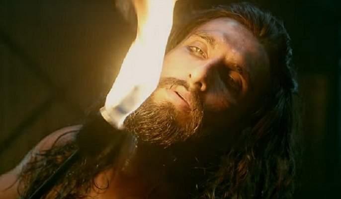 Ranveer Singh was the winner of 'Padmavati'; How to know? | रणवीर सिंग झाला जखमी अन् 'पद्मावती'चा झाला फायदा; जाणून घ्या कसा?