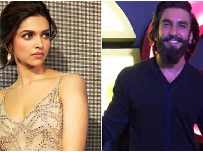 Ranveer Singh, Deepika Padukone's relationship with bitterness, see video! | रणवीर सिंग, दीपिका पादुकोणच्या नात्यात आला कडवटपणा, पहा व्हिडीओ!
