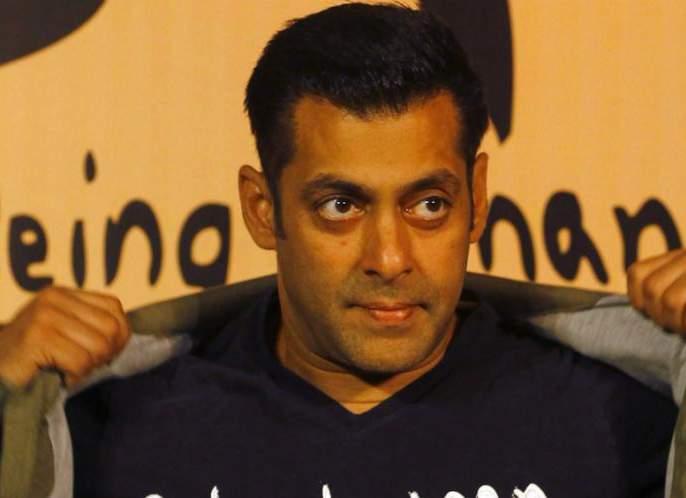 Salman Khan to act again in Bollywood | सलमान खान 'या' अभिनेत्याला पुन्हा करणार बॉलिवूडमध्ये लॉन्च!