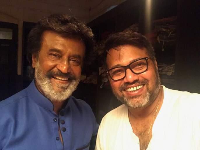 Superstar Rajnikant to work with Sanjay Jadhav?   सुपरस्टार रजनिकांत संजय जाधव यांच्यासोबत करणार काम?