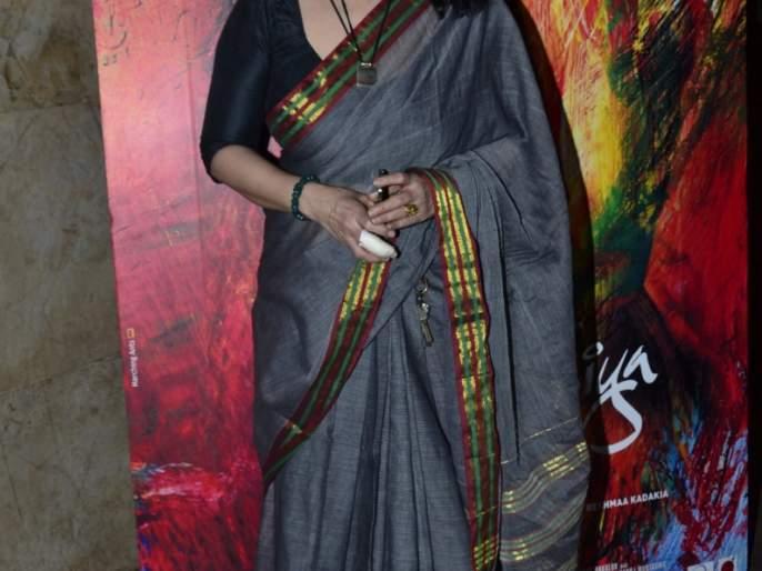 This famous Bollywood actress will be seen in the Marathi film | ही प्रसिद्ध बॉलिवूड अभिनेत्री झळकणार मराठी चित्रपटात