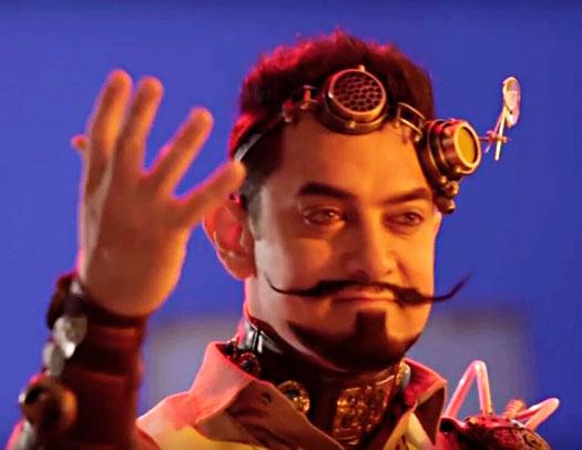 Aamir Khan wants to show this film to the superstar   आमिर खानला सीक्रेट सुपरस्टार हा चित्रपट या खास व्यक्तीला दाखवायचा आहे