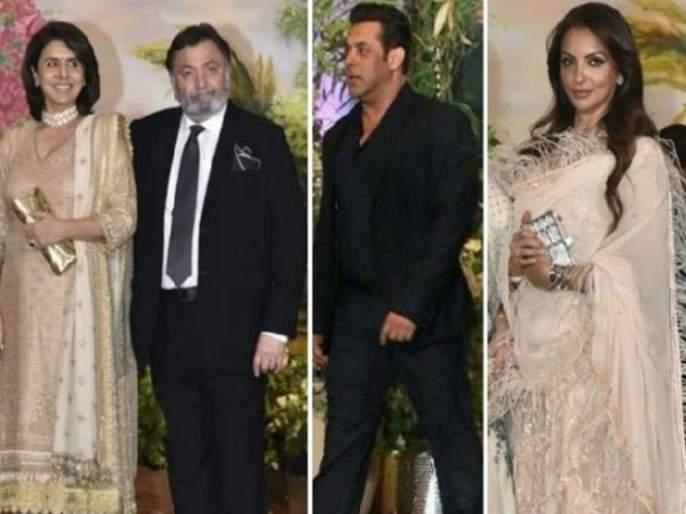 Nitu Kapoor apologized after a fight between Sohail's wife and Rishi Kapoor!   सोहेलची पत्नी अन् ऋषी कपूर यांच्यातील भांडणानंतर नितू कपूरने मागितली माफी!