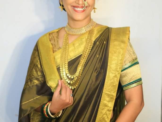 The big boss Marathi competitor Sharmishtha Raut has done a lot about her personal life | बिग बॉस मराठीची स्पर्धक शर्मिष्ठा राऊतने तिच्या वैयक्तिक आयुष्याविषयी केला हा मोठा उलगडा