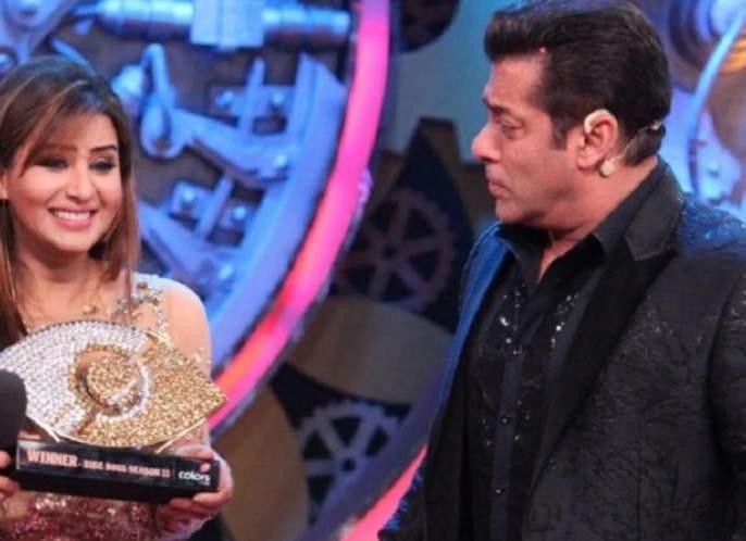Now Salman Khan picked up his career to make Shilpa Shinde's career; Dabang Khan gave to sister-in-law, 'This'! | आता शिल्पा शिंदेचे करिअर घडविण्याचा सलमान खानने उचलला विडा; दबंग खानने भाभीजीला दिली 'ही' आॅफर!
