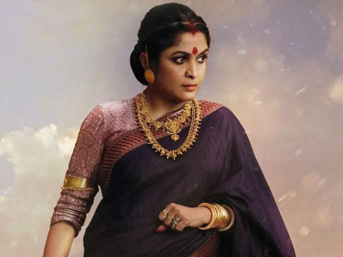 'Bahubali' mother Shivagami rising! Behind the big ladies of South! | 'बाहुबली'ची आई शिवगामीचे वधारले भाव! साऊथच्या बड्या बड्या अभिनेत्रींनाही टाकले मागे!!