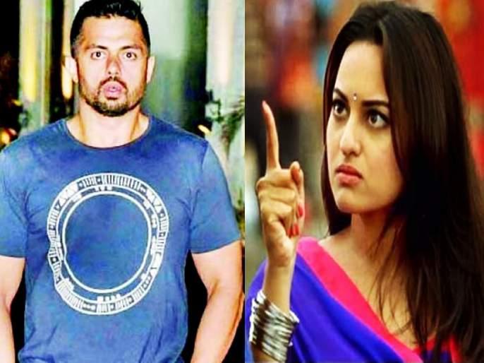 Sonakshi Sinha's affair with manager; Salman Khan's party Tamasha became the match! | मॅनेजरसोबत होते सोनाक्षी सिन्हाचे अफेयर; सलमान खानच्या पार्टीत सामना होताच झाला तमाशा!