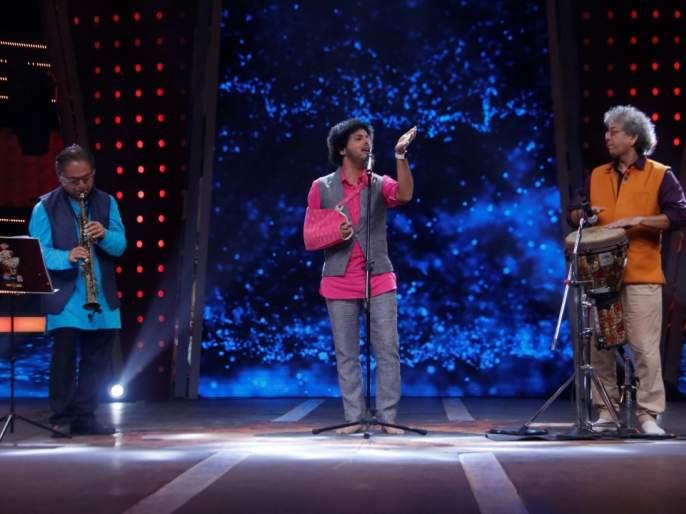 Surah Nava Dhasav Nava The program is organized by Mahesh Kale and Taufiq Qureshi's Rangli Jugalbandi | सूर नवा ध्यास नवा या कार्यक्रमात महेश काळे आणि तौफिक कुरेशी यांची रंगली जुगलबंदी