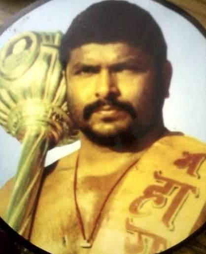 Maharashtra Kesari Vishnu Joshilkar film   महाराष्ट्र केसरी विष्णू जोशीलकर चित्रपटात