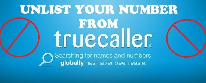 "How to delete your details from the ""Trustroller""    कसे हटवाल 'ट्रूकॉलर'मधून आपले डिटेल्स..."