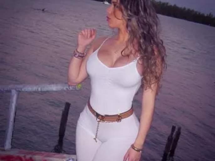This is Cuban Kim Kardashian, HOT PHOTO Share! | ही आहे क्युबाची किम कर्दाशियन, HOT PHOTO करते शेयर !