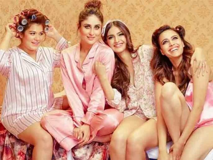 Salman Khan's girlfriends did 'o' work in 'Veerre The Wedding'; Selection of four hundred girls! | 'वीरे दी वेडिंग'मध्ये सलमान खानच्या गर्लफ्रेंडनेही केले 'हे' काम; चारशे तरुणींमधून झाली निवड!