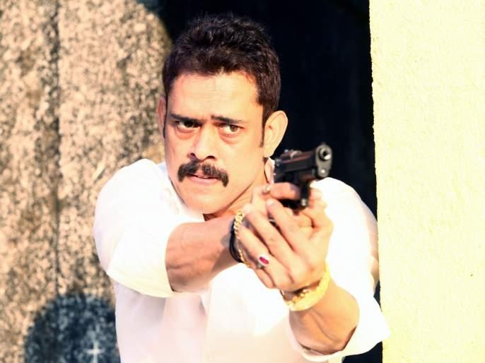 Gangster's role to play in the film Vinit Sharma Dhay | विनित शर्मा भय या चित्रपटात साकारणार गँगस्टरची भूमिका