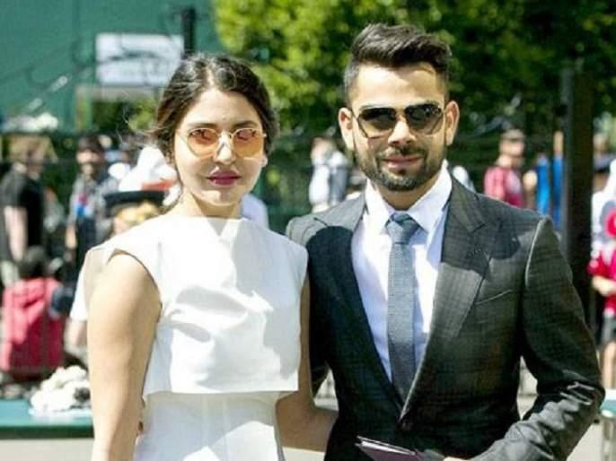 Virat Kohli and Anushka Sharma can sit in the push! Virus's wedding will not happen on December 12 !! | विराट कोहली व अनुष्का शर्माच्या चाहत्यांना बसू शकतो धक्का! आता १२ डिसेंबरला नाही होणार विरूष्काचे लग्न!!