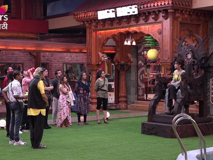 Who will go out of the Big Boss house from silk or Rajesh? | रेशम किंवा राजेश मधून कोण जाणार बिग बॉसच्या घरातून बाहेर ?