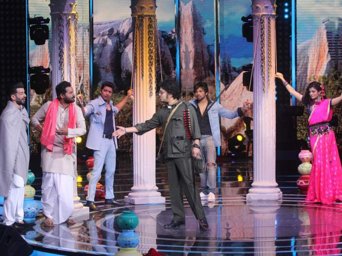 Sholay Style Holi Celebrations in 'The Voice India Kids' | 'द वॉईस इंडिया किड्स'मध्ये शोले स्टाइल होळी सेलिब्रेशन्स