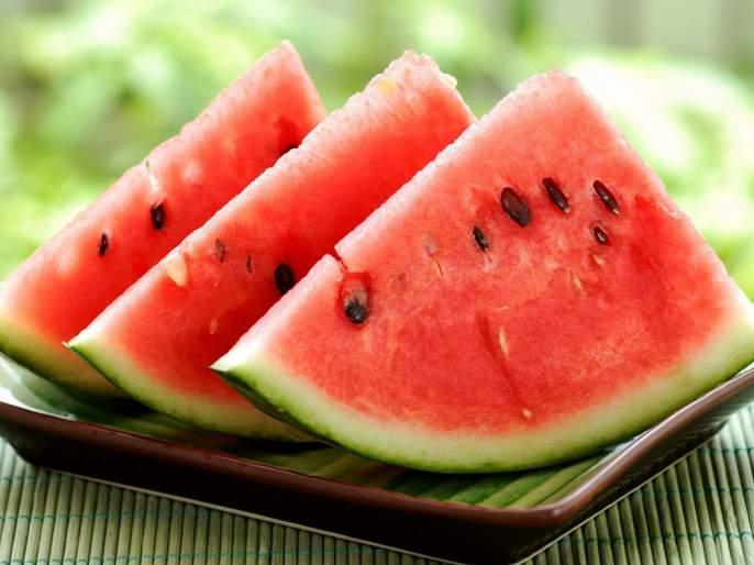 Eat watermelon in the summer, but be careful! | उन्हाळ्यात टरबूज खा, मात्र काळजीही घ्या!