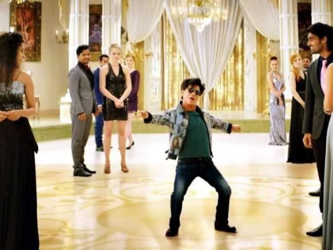 5 foot 8 inch Shahrukh khan 'technique' happened a little bit 2.5!   ५ फूट ८ इंचाचा शाहरूख खान 'या' तंत्राने झाला चक्क अडीच फूट!
