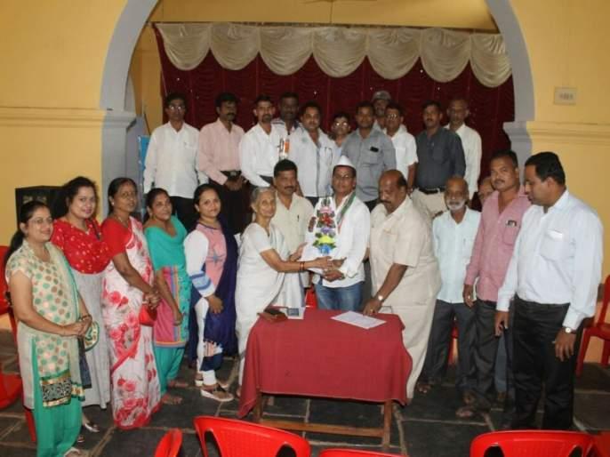Vilas Korgaonkar as the President of Kanakwali City Congress | कणकवली शहर काँग्रेस अध्यक्षपदी विलास कोरगावकर