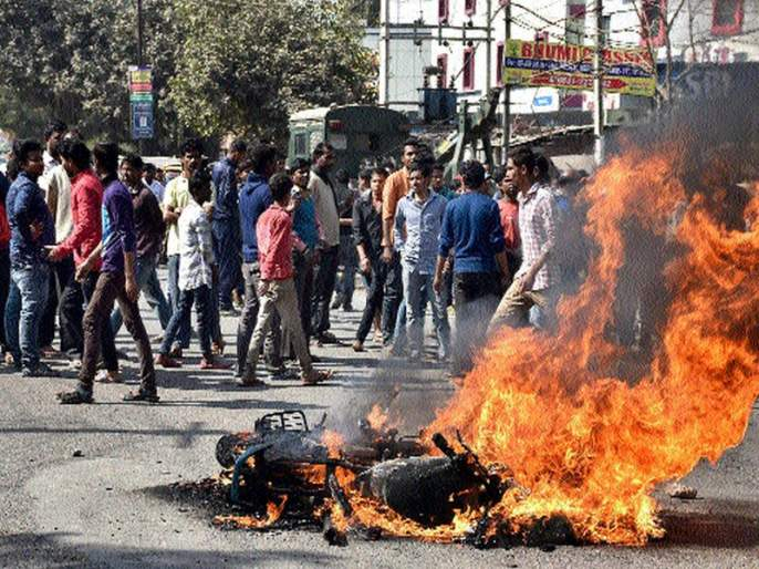 111 people killed in 822 riots in the year | वर्षभरात ८२२ दंगलींत १११ जण ठार