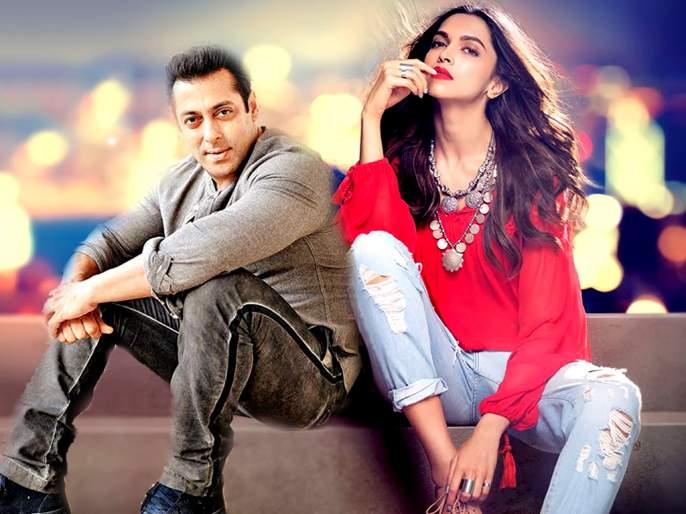 deepika padukone and salman khan may star in sanjay leela bhansali film inshallah | रणवीर- दीपिका नाही तर आता सलमान-दीपिकाची जोडी! भन्साळी लागलेत कामाला!!