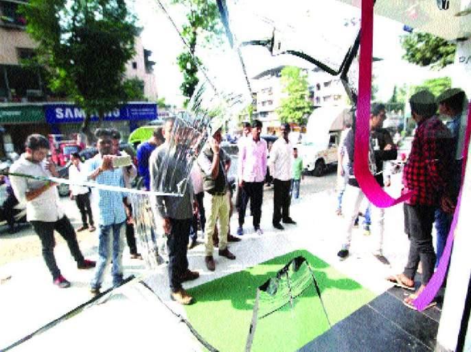 In Bhima Koregaon case, even in Navi Mumbai, there were demonstrations in the area | भीमा कोरेगाव प्रकरणाचे पडसाद नवी मुंबईतही, ठिकठिकाणी निदर्शने