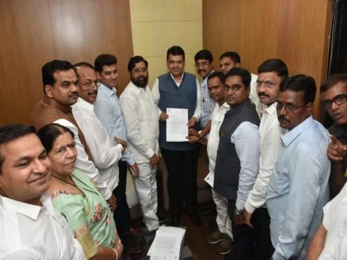 Revoke Crime Offenses Against newali Activists - Eknath Shinde | नेवाळी आंदोलकांवरील गुन्हेमागे घ्या -एकनाथ शिंदे