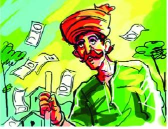 Receipt of 455 crore for debt waiver | कर्जमाफीसाठी ४५५ कोटी प्राप्त
