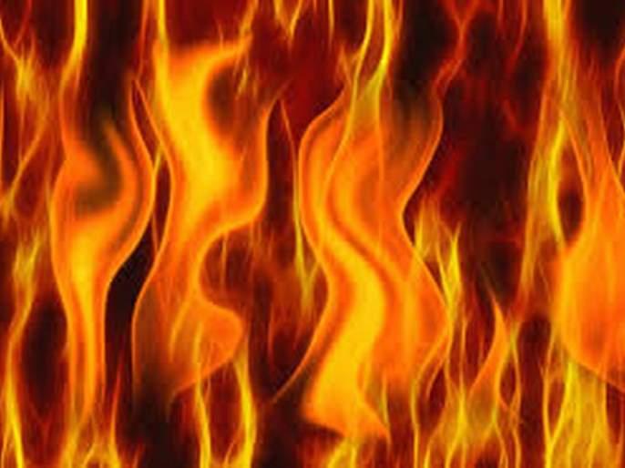 31 goats burned in fire | ३१ शेळ्या आगीच्या भक्ष्यस्थानी