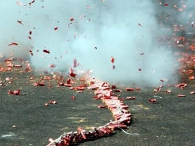 Heavy firecrackers bursting Lokhandwala area after 10 PM | फटाकेबंदीला हरताळ! मुंबई आणि परिसरात फटाक्यांचा दणदणाट