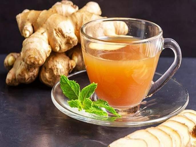 health benefits ginger tea | रोज सकाळी आल्याचा चहा पिण्याचे हे आहेत फायदे