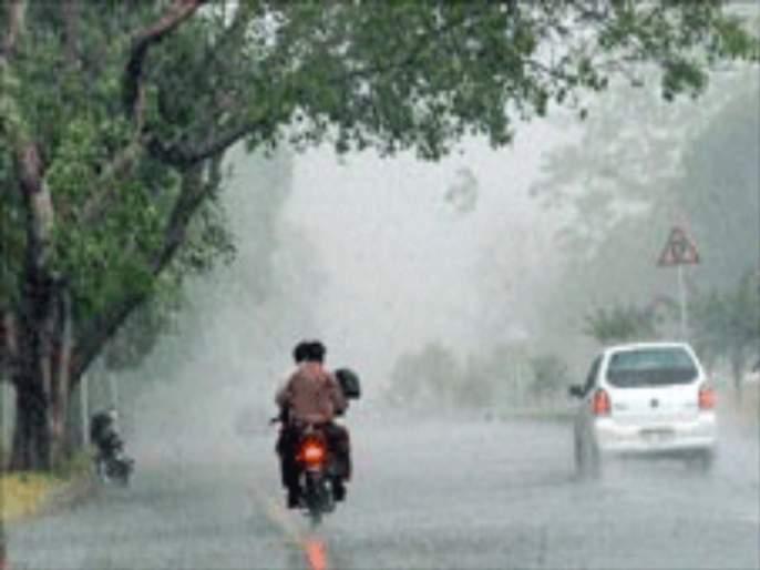 heavy rainfall in Vidharbha, possibility of rain everywhere in the state on Thursday   विदर्भात मेघगर्जनेसह पावसाचा इशारा, गुरुवारी राज्यात सर्वत्र पावसाची शक्यता