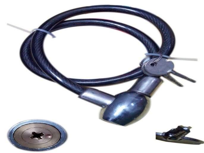 helmet use with lock is more secured | हेल्मेट दुचाकीबरोबरच ठेवण्यासाठी हेल्मेट लॉक व बॉक्स यांचा वापर नक्कीच करा