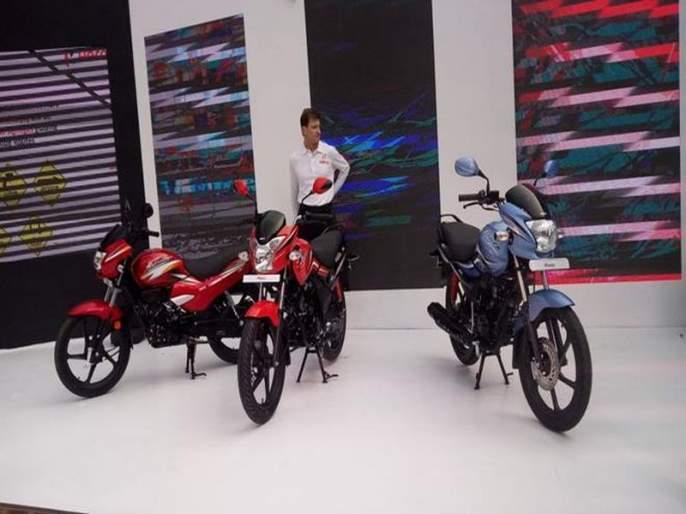 Three new bikes launched by Hero Motors for New Year | नववर्षानिमित्त हिरो मोटर्सने लाँच केल्या तीन नव्या बाईक्स