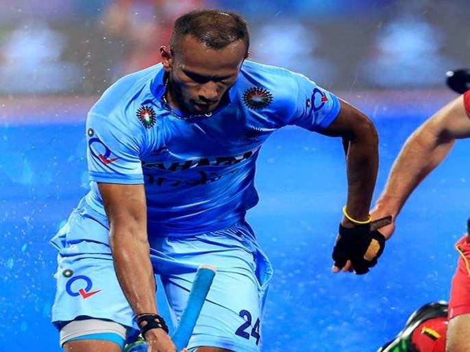 India beat Belgium in the breathtaking match, semi-finals of the India Hockey World League | चित्तथरारक लढतीत भारताची बेल्जियमवर मात, भारत वर्ल्ड हॉकी लीगच्या सेमीफायनलमध्ये