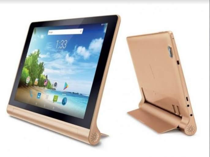 Iphone Voices Calling Tablet | आयबॉलचा व्हॉईस कॉलिंग टॅबलेट