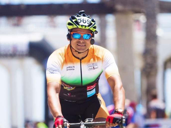 Nagpur's Amit Samarth qualified for the longest race ride in the world | जगातील सर्वाधिक लांब पल्ल्याच्या सायकल रेससाठी नागपूरचे अमित समर्थ पात्र