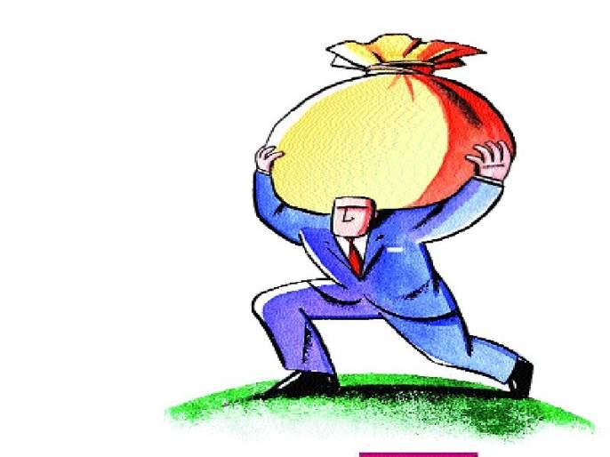 Debt Growth Rating! India does not have the fiscal deficit reduction possible | कर्जामुळे वाढेना मानांकन! वित्तीय तूट कमी करणे भारताला झाले नाही शक्य