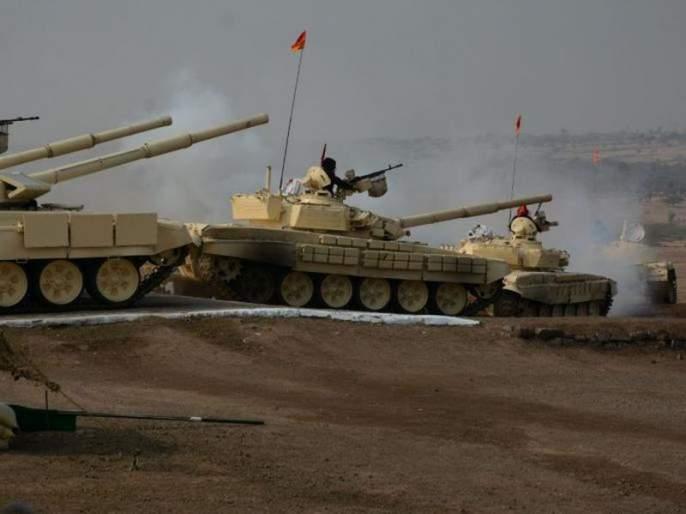 The Indian Army in the top 5 in the world | जगातील टॉप 5 सैन्यात इंडियन आर्मी, पाकिस्तान आसपासही नाही
