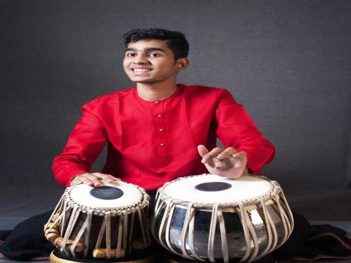 The musicians of Ishan Ghosh and Bhagyesh Marathe, who will be seen in Thane, | ठाण्यात रंगणार इशान घोश व भाग्येश मराठे या तरु ण संगीतकारांची मैफल